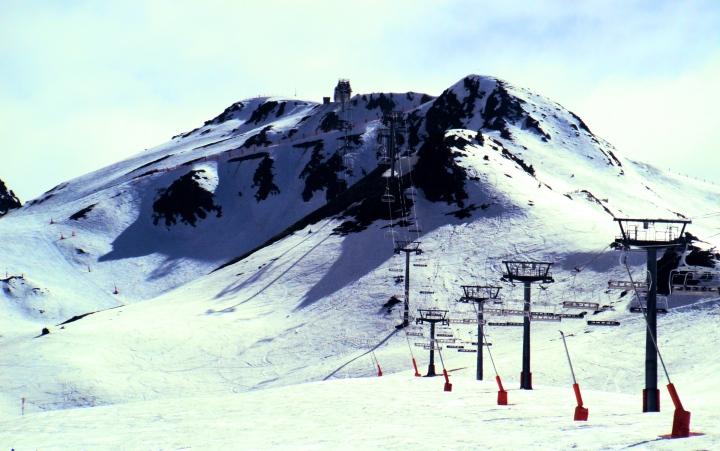 Slopes in Andorra